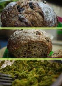 Avocado & Rye Bread!