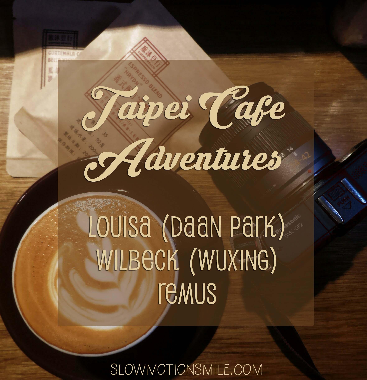 Taipei Cafe Adventures 3 Remus Wilbeck